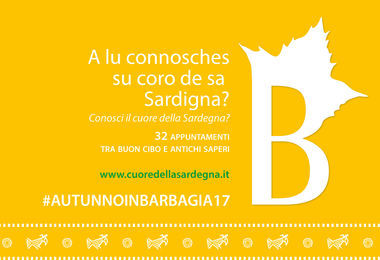 Tonara | Autunno in Barbagia