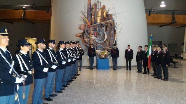 La Polizia ricorda i suoi caduti