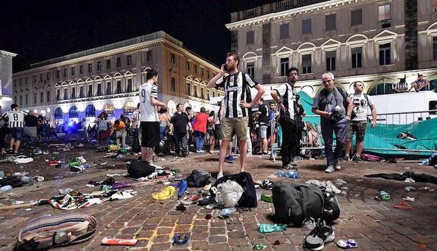 Incidenti di Piazza San Carlo, pronta una raffica di avvisi di garanzia
