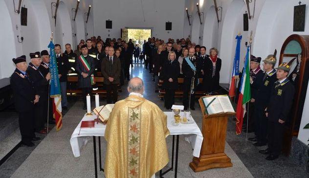 Celebrata la Virgo Fidelis Patrona dell'Arma dei Carabinieri