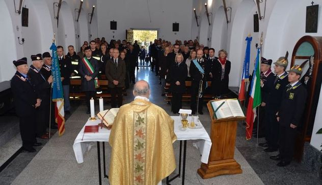 Carabinieri, celebrata a Roccavivara la