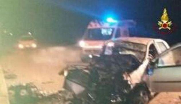 Padova, incidente stradale: tre vittime, una donna e due ragazzi