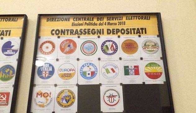 Elezioni, presentati i simboli al Viminale: sono 98
