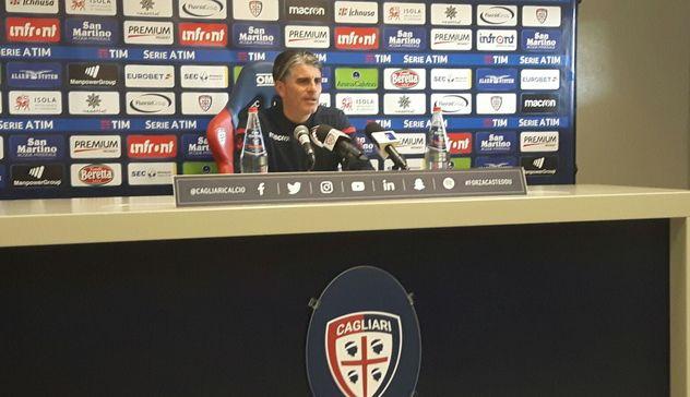 Crotone - Cagliari termina 1-1, Cigarini risponde a Trotta