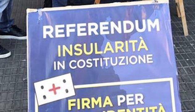 Insularità, bocciato il referendum. A chiederlo erano stati 92mila sardi