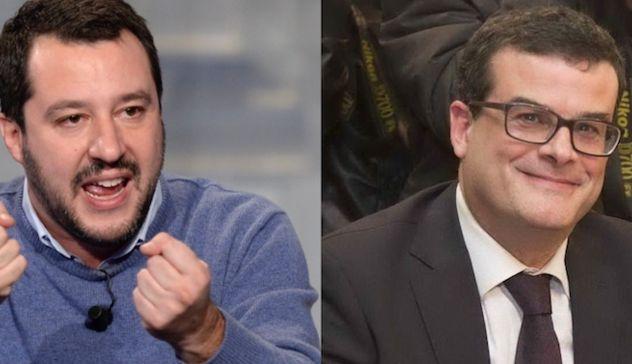 Da Salvini ancora uno stop a Berlusconi: non voglio raccattare profughi M5s