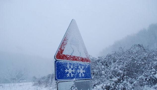 Nuova allerta, tornano neve e gelo