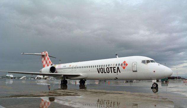 Nuovo collegamento aereo Volotea Alghero-Napoli