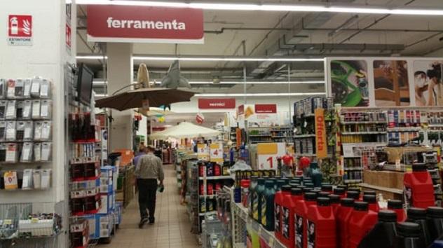 BricoCenter in crisi: chiude il punto vendita dell'Auchan di Sassari