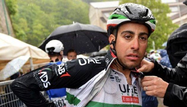 Colpo di scena: Fabio Aru si ritira dal Giro d'Italia
