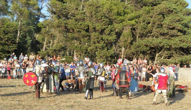Bastida di Sorres 2018: dal 24 al 26 agosto la rievocazione della storica battaglia