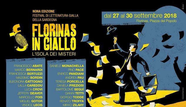 """Al via la seconda parte di """"Florinas in giallo. L'isola dei Misteri"""""""