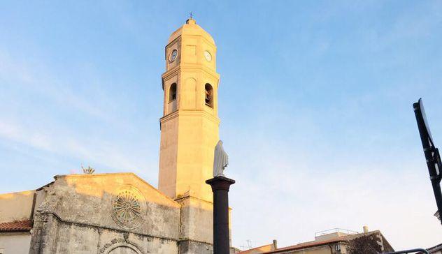 Inagibile la Chiesa di Santa Vittoria a Thiesi