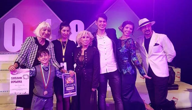 """International pop music contest"": a Mario Donato Vinci il premio speciale della giuria"