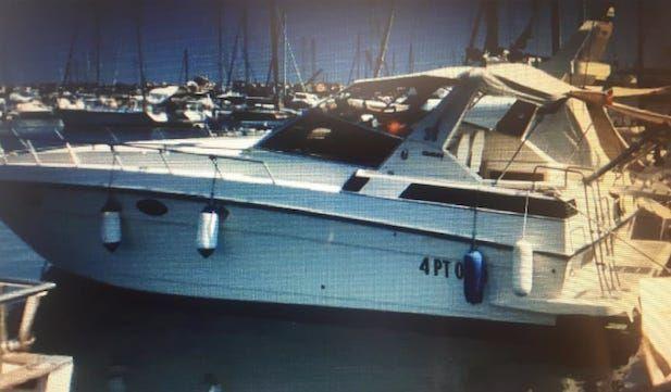 Trovata la barca di 12 metri rubata dal porto turistico di Alghero