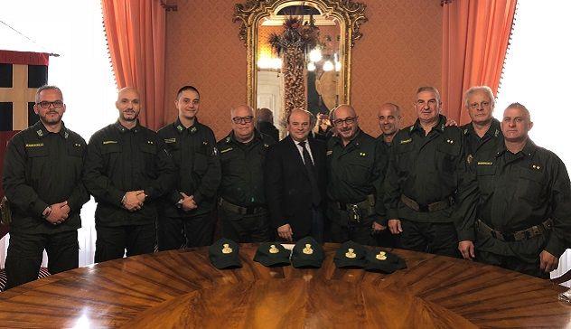 I Barracelli di Sassari hanno dieci nuovi ufficiali