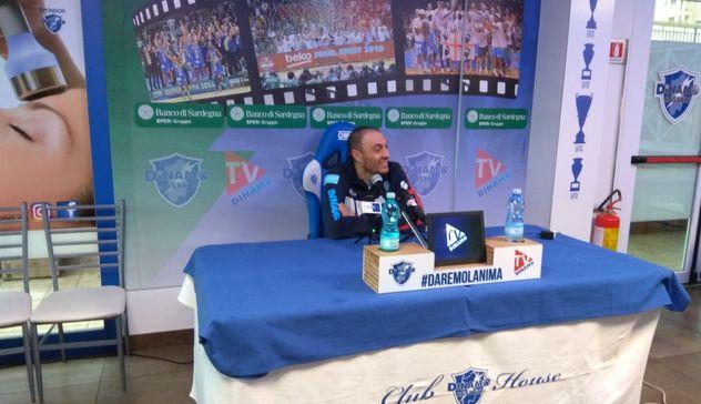 Al PalaSerradimigni arriva il Leicester. Esposito: «Obiettivo vincere e centrare la qualificazione»