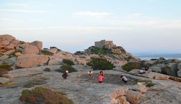 Il workshop dell'Asinara approda su internet