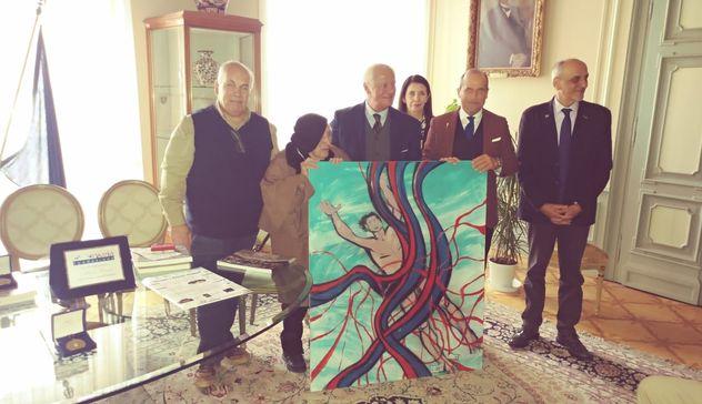 La Fondazione Maria Carta a Gorizia per il centenario della fine della prima guerra mondiale