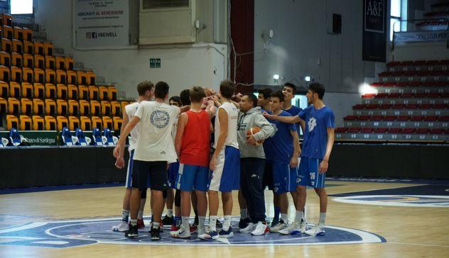 La Dinamo si prepara per la Next Gen Cup