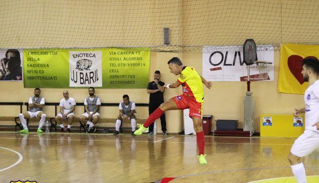 Futsal Alghero: al Pala Corbia arriva il Sanluri