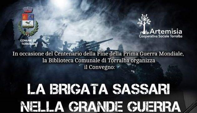 La biblioteca ricorda le gesta della Brigata Sassari nella grande guerra