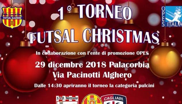 Torneo Futsal Christmas all'insegna della solidarietà