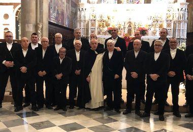 Il Coro della Città di Ittiri si è esibito nella splendida Basilica di Santa Maria Novella di Firenze