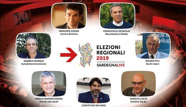 I Candidati Governatori A Confronto Sulla Parità Genere News