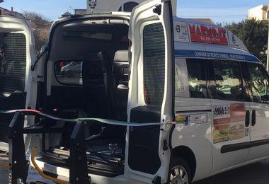 Porto Torres. Più di 800 servizi per il Taxi solidale