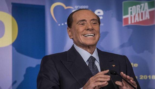 Berlusconi sui grillini: 'Sono ignoranti, sono come i bambini dell'asilo'
