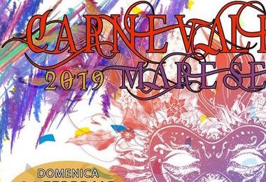 Dal 24 febbraio al 2 marzo il Carnevale marese 2019