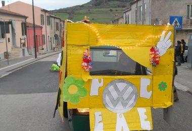 """Dal 28 febbraio al 10 marzo il """"Carnival Bonnanarese"""""""