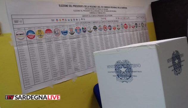 Regionali Affluenza Alle Ore 12 News Sardegnalive