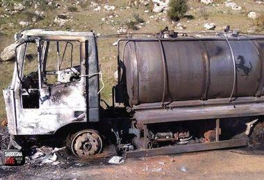 Assalto camion latte a Torralba: