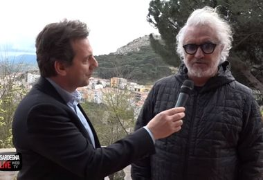 Briatore in Barbagia: