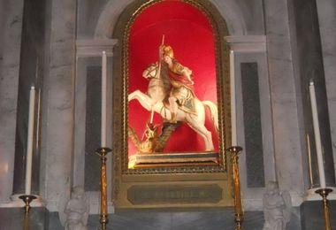 San Giorgio all'insegna dei Zenias e Soleandro
