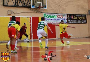Futsal Alghero, sfida in notturna con l'Happy Fitness