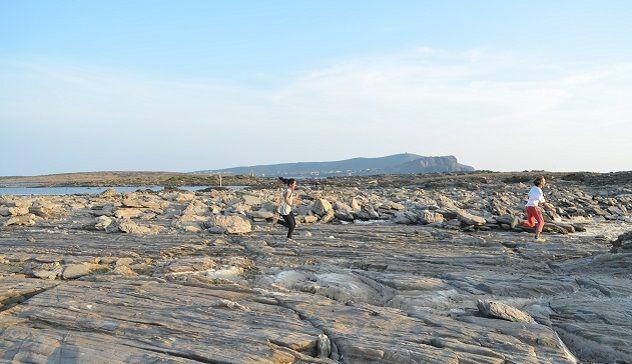 All'Asinara si parla di migrazioni