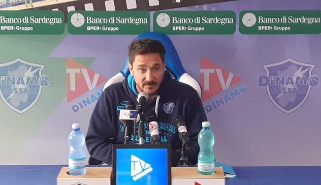 Dinamo. Domenica il lunch match contro Avellino
