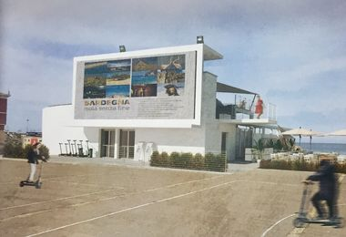 Lo stabile della Renaredda diventerà un centro turistico dedicato allo sport e agli eventi
