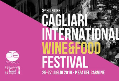 Al via la terza edizione di Cagliari international wine food festival
