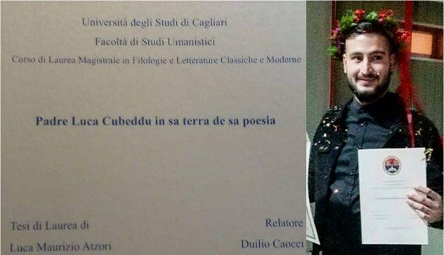 All'università di Cagliari una tesi di laurea in lingua sarda: