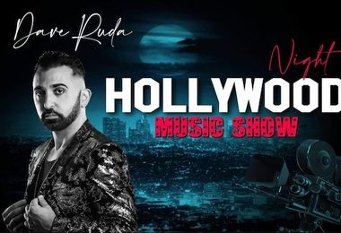 "Dave Ruda debutta con il suo ""Hollywood night music show"" nella ripartenza di Costa Diadema"