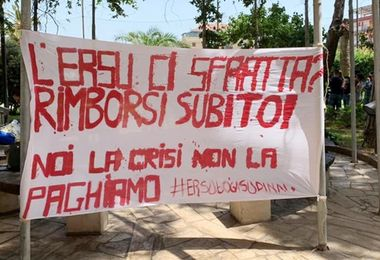 Cagliari. Universitari in protesta occupano mensa Ersu
