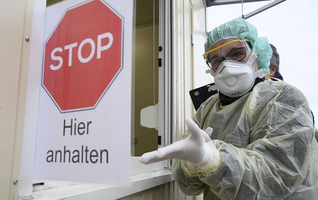 Covid: Germania userà trattamento sperimentale Trump
